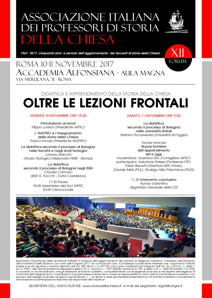 AIPSC - XII Forum